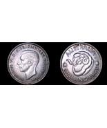 1943(m) Australian 1 Shilling World Silver Coin - Australia - $99.99