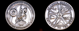 1970 American Numismatic Association 79th Convention 34.5g Silver - St. Louis - $54.99
