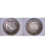 1859 Canada 1 Large Cent World Coin - Canada - $299.99