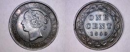 1859 Canada 1 Large Cent World Coin - Canada - $59.99