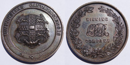 1896 Great Britain Cambridge University Volunteer Rifle Corps Medal - $99.99