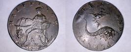 1794 Great Britain England Halfpenny Condor Token - $89.99