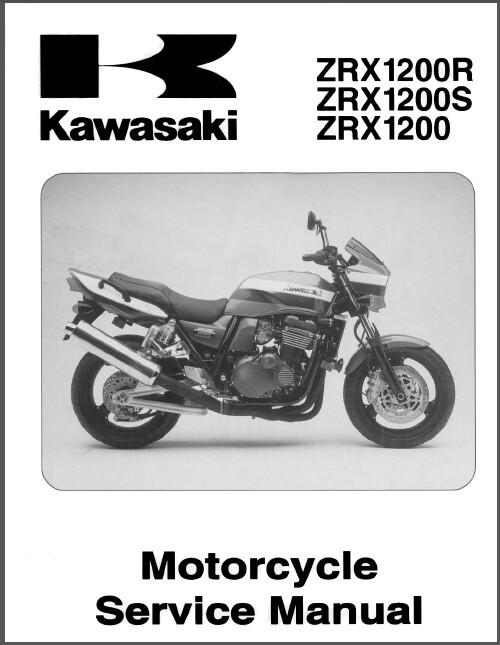 kawasaki tg 25 user manual