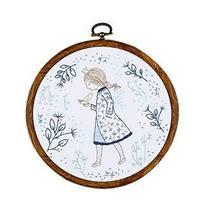 Full Range of Embroidery Starter Kit DIY Handmade Cross Stitch Kit, Sliv... - $19.54