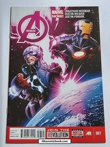 The Avengers #7  (2013 5th Series) High Grade Collectible Comic Book MARVEL! - $9.99