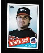 1985 Topps Tom Seaver #670 - $3.50