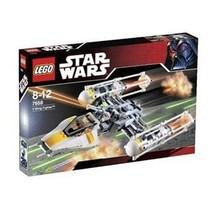 Lego Star Wars Y- Wing Fighter 7658 - $163.92