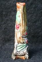 Weller Art Pottery Warwick Design Triangular Bud Vase 7 1/4 Inches Tall - $99.00