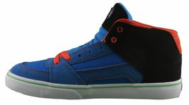 Etnies Disney Kids RVM Vulc Blue Black Shoes image 4
