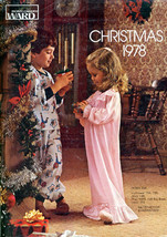 MONTGOMERY WARD  CHRISTMAS  Catalog  for 1978 WARDS - $35.50