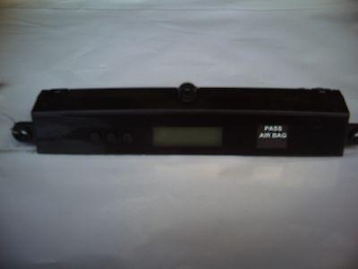2008 HYUNDAI SANTA FE CLOCK