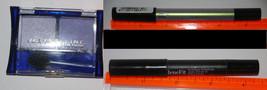 3pcs Maybelline lilac eyeshadows, Benefit eye pencil +Eyeful Eye of deep... - $6.92