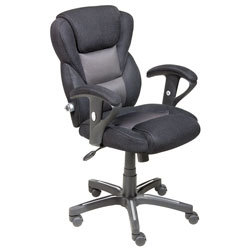 Stupendous True Innovations Sport Mesh Mid Back Chair And 50 Similar Items Machost Co Dining Chair Design Ideas Machostcouk