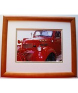 Hearst Castle Fire Engine by Barbara Snyder Pho... - $9.89