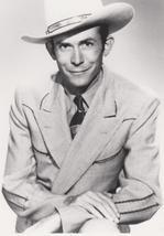 Hank Williams Sr P Vintage 11X14 BW Country Music Memorabilia Photo - $12.95