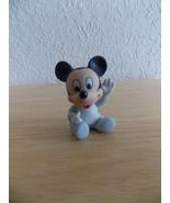 Disney Babies Mini Mickey Figurine  - $14.00
