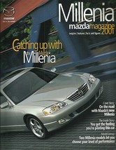 2001 Mazda MILLENIA sales brochure catalog US 01 S - $8.00