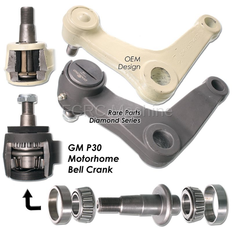 Rare Parts Left Bell Crank 1973-1999 Chevy and 50 similar items