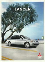 2006 Mitsubishi LANCER brochure catalog 06 US ES O-Z Rally RALLIART - $8.00