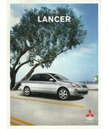 2006 Mitsubishi LANCER brochure catalog 06 US ES O-Z Rally RALLIART - $8.00