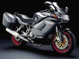 2001-2005 Ducati ST4s Service Repair Workshop Manual CD ---  ST4 s ST 4  - $12.00