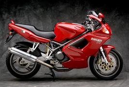 1999-2003 Ducati ST4 Sport Touring Service Repair Workshop Manual CD ---... - $12.00