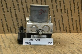 08 Infiniti G37 ABS Pump Control OEM 47660JL00A Module 873-14f8 - $9.99