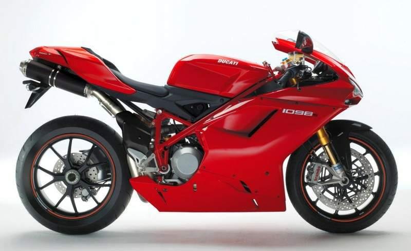 2007-2008-2009 Ducati 1098 / 1098s Service Repair Workshop Manual CD