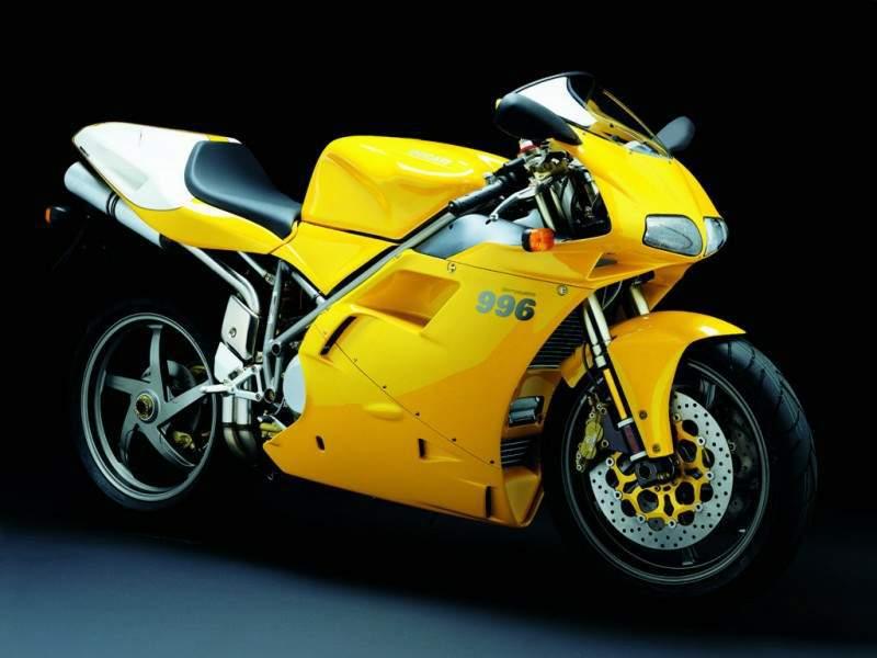 1999-2002 Ducati 996 Service Repair Workshop Manual CD