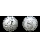 1908-S Philippino 1 Peso World Silver Coin - Philippines U.S. Admin - $59.99