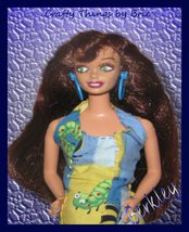 Pregnant OOAK fashion doll Berkley - $59.99