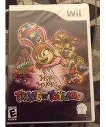 Trixie in Toyland Wii Brand New Prompt Shipping - $8.99