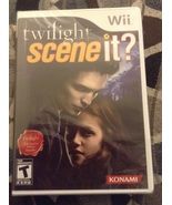Twilight Scene it? Wii Brand New Prompt Shipping - $8.99