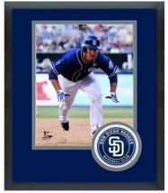 Jake Goebbert 2014 San Diego Padres - 11 x 14 Team Logo Matted/Framed Photo  - $42.95