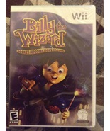 Billy the Wizard Wii Brand New Prompt Shipping - $8.99