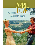 APRIL LOVE~PAT BOONE~SHIRLEY JONES~REGION FREE DVD - $8.99