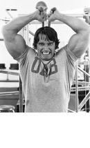 Arnold Schwarzennegger B Bodybuilder Vintage 11X14 BW Movie Memorabilia ... - $12.95