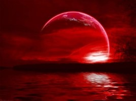 HAUNTED OCT 8TH BLOOD MOON ECLIPSE 2 Spells 93 yr old Witch Cassia4 Magick  - $30.00