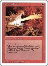 Magic The Gathering-Revised-Firebreathing - $0.09