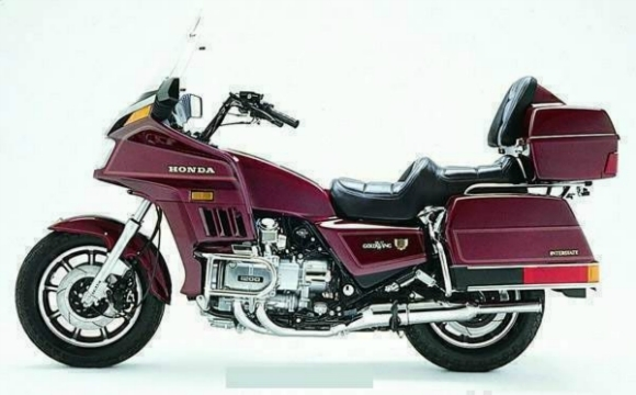 83-87 Honda GL1200 GoldWing 1200 Service Repair Workshop Manual CD -- GL