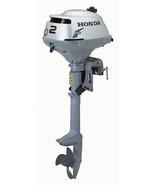 Honda BF2D Outboard Motor Service Repair Manual CD ----- BF 2 D BF2 2D - $12.00