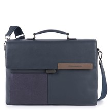 Piquadro - Computer briefcase with iPad® compartment Vanguard - CA4777W96 - $297.00