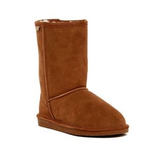 "NEW! Bearpaw  ""Emma"" Short Boot Hickory Size 10M - £36.37 GBP"