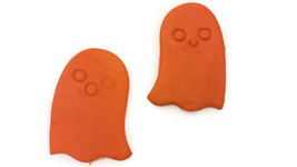 3D Printed Halloween Kawaii Ghosts Cookie Cutter Set - $13.99