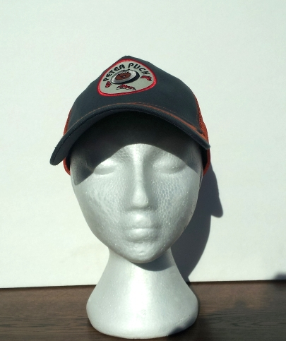 Primary image for Classic Peter Puck Hockey Hat - Great logo - Trucker Style - NHL Canada