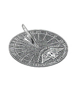 Unmounted Rubber Stamp: Sundial - $3.00