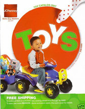 JC PENNEY WISH BOOK 2007 CHRISTMAS PENNEYS TOY CATALOG - $8.00