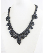 Coated stone statement necklace 01 thumbtall