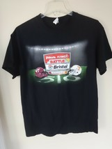 NCAA Tennessee Vols - VA Tech Hokies T-Shirt Men M Battle AT Bristol EUC 9/10/16 - $23.90