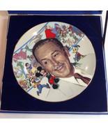 A Disney Original Plate 85th Anniversary of Walt Disney's Birthday In Box - $19.80